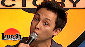 Stand up comedy asian