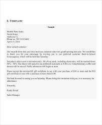 31 Examples Of Invitation Letters Pdf Word Pages Format Business