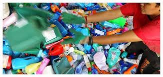 Resultado de imagem para plastico para reciclagem