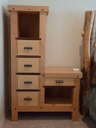 dresser nightstand combo. Probably Wont Get But How Cool Nightstand Is This Dressers Nighstands To Dresser Combo