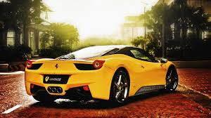 ferrari cars live wallpapers