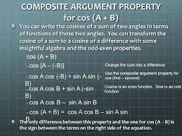 warm up tan x is caled a property the value of 30