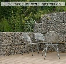 Small Picture 107 best gabion retaining walls images on Pinterest
