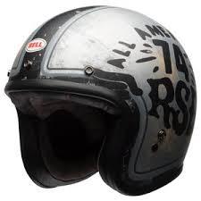 bell custom 500 helmet solids revzilla