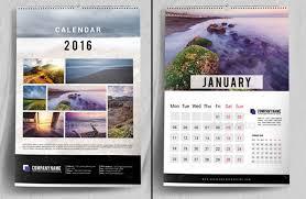 Small Picture 19 Nice Calendar 2016 InDesign Templates Design Freebies