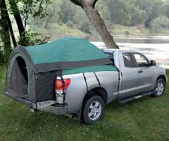 Truck Tent! If you hadn't thought of your truck bed as a place to ...