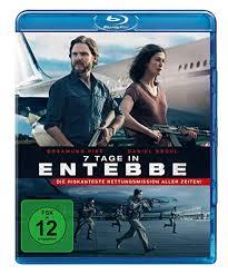 Amazon.com: 7 Tage in Entebbe: Burke, Gregory, Amarante, Rodrigo: Movies &  TV