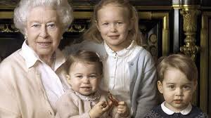 Royal Family Tree And Line Of Succession Bbc News