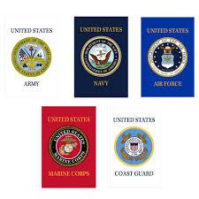 military garden flags