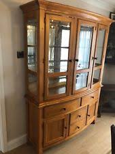 dining room cabinet. Double Dining Room Cabinet / Unit Size 80x58x16inch In Beach 10 Years Old M