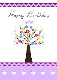 Templates For Birthday Cards Free Printable Birthday Card Sample Birthday Cards Free