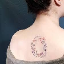кожарова александратату цветы тату с цветами для девушек на руке