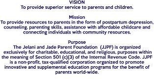 Jelani And Jade Parent Foundation
