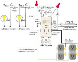 switched receptacle and schematic wiring diagram wiring library switched gfci schematic wiring diagram just wiring diagram schematic gfci wiring diagram series installing gfci