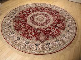 large persian silk rugs 839 round rugs red silk rug circle