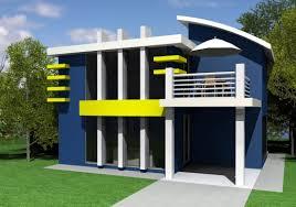 simple modern house. Simple Modern House. House