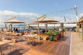 our favorite outdoor dining spots in