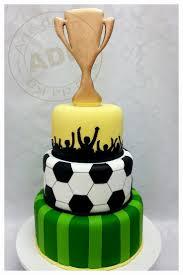 4024e5e e6c02ab20cedf77c1b80 soccer cakes sport cakes