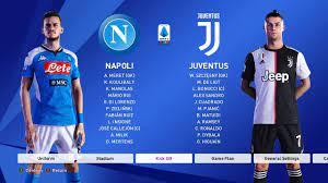 Napoli vs Juventus - Serie A 26 Jan 2020 Gameplay - YouTube