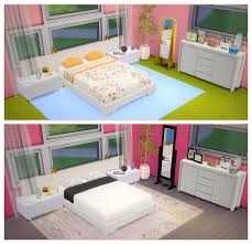 Sims Bedroom Saudade Sims O Magnolia Bedroom By Saudadesims Original Meshes