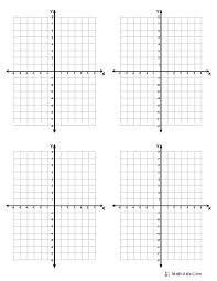 Xy Axis Quadrants Math Dumou Club