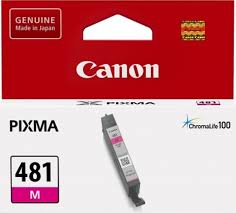 <b>Картридж Canon CLI-481M</b> (2099C001), пурпурный, для ...