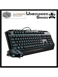 Cm Storm Devastator Keyboard Not Lighting Up Cooler Master Gaming Devastator 3 K M Combo