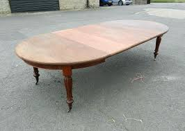 antique round dining table antique round extending table large mid mahogany extending dining table vintage dining