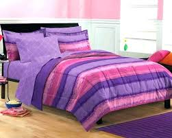 purple bed sets twin comforter pink teen girl bedding tie dye full queen quilt set black