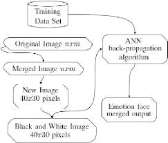 Flow Chart Of Facial Emotion Detection Algorithm Download
