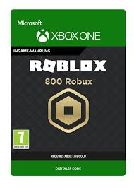 800 Robux for Roblox - Xbox One Game ...