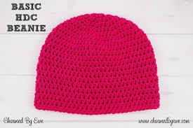 Baby Beanie Crochet Pattern 6 12 Months Extraordinary Basic HDC Beanie Charmed By Ewe