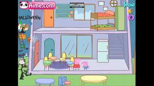 Peppa Pig Bedroom Decor Peppa Pig Games Pink Pig Decorate Room Peppa Pig Decor