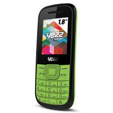Yezz Classic C21A Dual SIM Vert ...