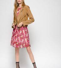 Купить со скидкой Женская кожаная <b>куртка</b> и платье Пинко (Pinko ...