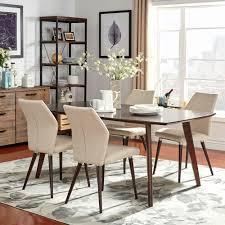 Abelone Scandinavian Dining Table by iNSPIRE Q Modern - Free Shipping Today  - Overstock.com - 19409632