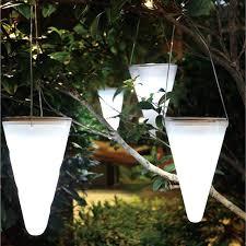 hanging solar garden lights wireless tapered led solar chandelier lamp lighting lantern waterproof led hanging solar hanging solar garden lights