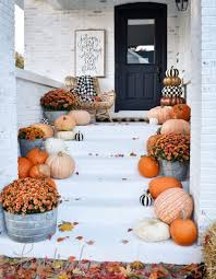 Image Crafts Use These Beautiful Fall Decor Ideas To Decorate Your Porch These Cheap And Easy Ideas Will Give You Some Inspiration For How To Decorate Your Porch With Pinterest 15 Fall Front Porch Ideas Thatll Make Your House Look Amazing