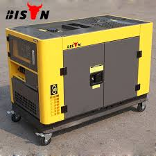 portable diesel generator. Beautiful Diesel Bisonchina 12kw 12kva Copper Wire Portable Silent Type High Capacity  Diesel Engine Generator For Home  Buy Portable  On E