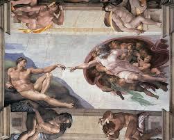 Michelangelo's <b>Creation of Adam</b> – ItalianRenaissance.org