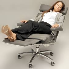 office reclining chair. Office Recliner Chairs. Amazon.com: Adele Executive Chair Grey Leather By Reclining L