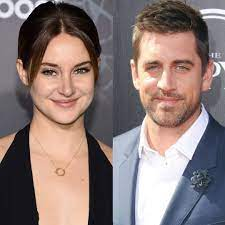 Shailene Woodley and Aaron Rodgers Get ...