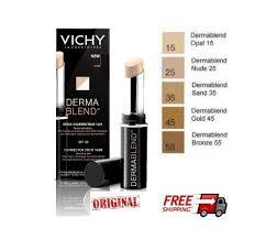 vichy dermablend stick ultra correcteur 45 gold spf 30 make up concealer 4 5 g ebay