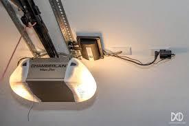 garage door opener app chamberlain smart home controls devices