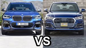 2018 bmw x3. perfect 2018 2018 bmw x3 vs audi q5 inside bmw x3