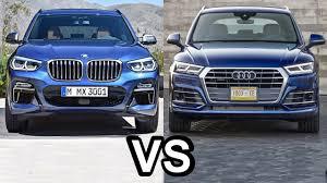 2018 audi vs bmw. modren 2018 2018 bmw x3 vs audi q5 for audi vs bmw s