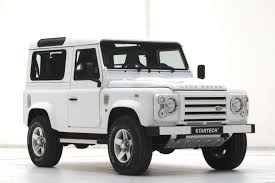 Startech Land Rover Defender 90 Yacht Edition | Car Tuning