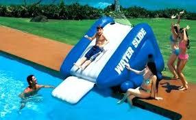 inflatable inground pool slide. Modren Slide Water Slide For Inground Pool Splash Inflatable Swimming  Slides   Throughout Inflatable Inground Pool Slide B