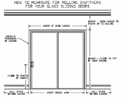 ideal what size curtain for sliding glass door