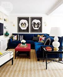blue couches living rooms minimalist. Stunning Living Rooms With Blue Velvet Sofas On Room Modern Minimalist Idea Dark Couches S